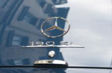 1960 Mercedes-Benz 190SL
