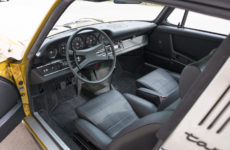 1972 Porsche 911S Targa,  Oil Flap