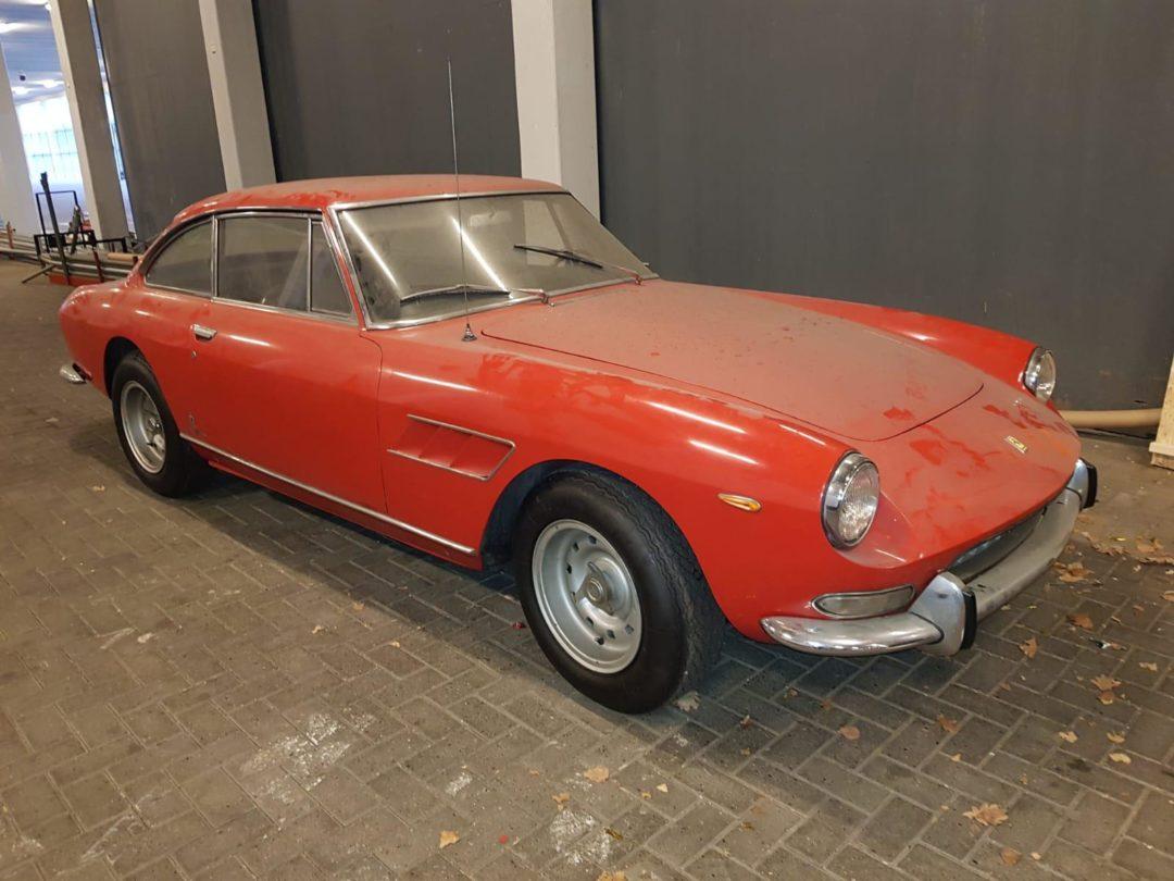 1967 Ferrari 330GT For Restoration