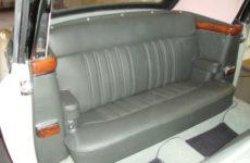 1958 Mercedes-Benz 220S Cabrio A