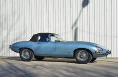 1966 Jaguar E-Type (SOLD)