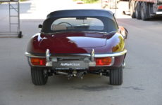 1969 Jaguar E-Type (SOLD)