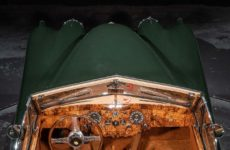1954 Jaguar XK120SE DHC