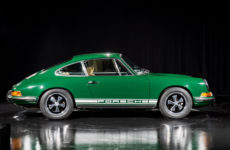 1970 Porsche 911 Irish Green