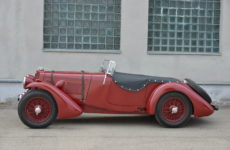 1939 Aston Martin 15/98 Short-Chassis