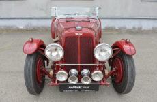 1939 Aston Martin 15/98 Short-Chassis